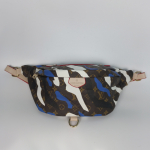 Поясная сумка Louis Vuitton Bumbag Акварель голубая 7041  - фото