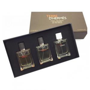 Подарочный набор Terre D'Hermes 3 в 1