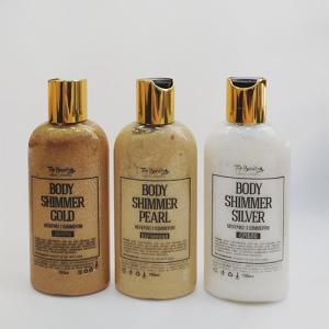 Top Beauty Body Shimmer Молочко с шиммером