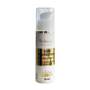 Top Beauty Sun Protection SPF 50+  Солнцезащитный крем для лица