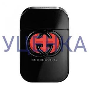 Gucci Guilty Black Pour Femme Туалетная вода 75 ml Уценка
