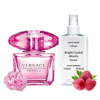 Versace Bright Crystal Absolu Парфюмированная вода 110 ml - фото