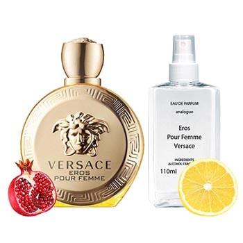 Versace Eros Pour Femme Парфюмированная вода 110 ml - фото