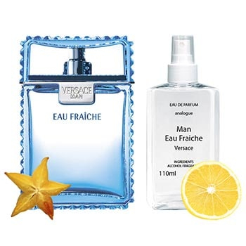 Versace Man Eau Fraiche Парфюмированная вода 110 ml - фото