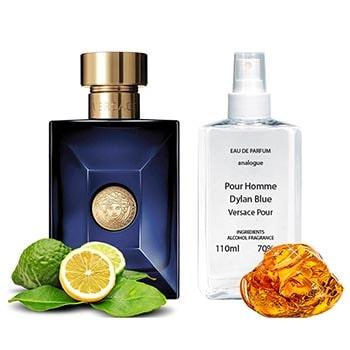 Versace Pour Homme Dylan Blue Парфюмированная вода 110 ml