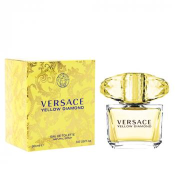 Versace Yellow Diamond Туалетная вода 90 ml - фото_2