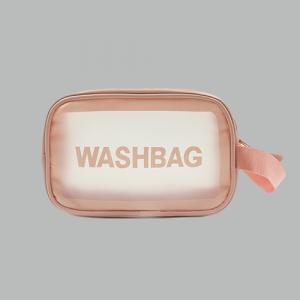 Косметичка Washbag Рожева S