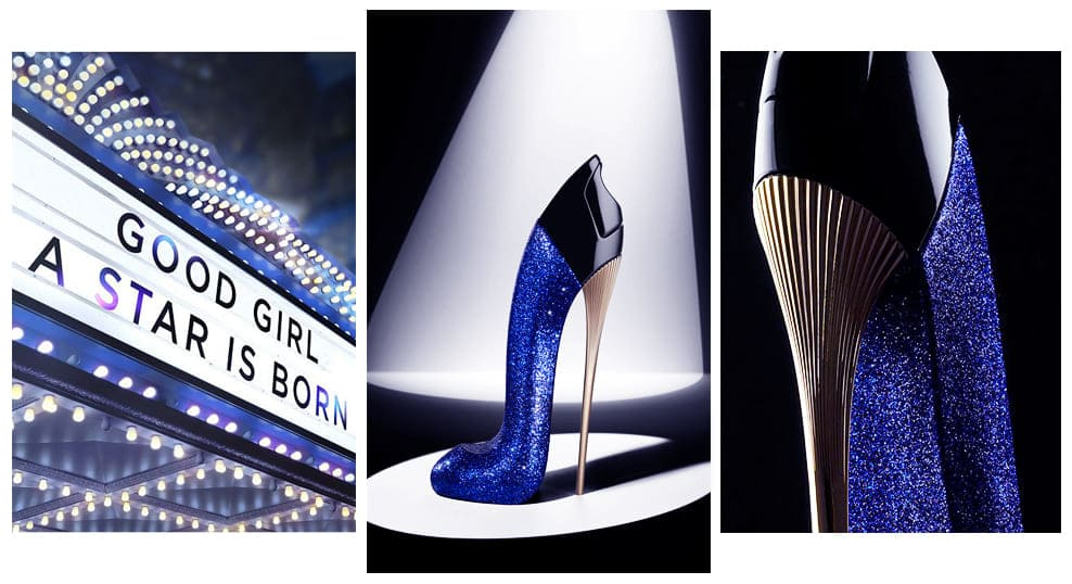 Carolina Herrera Good Girl Glitter Collection Фото