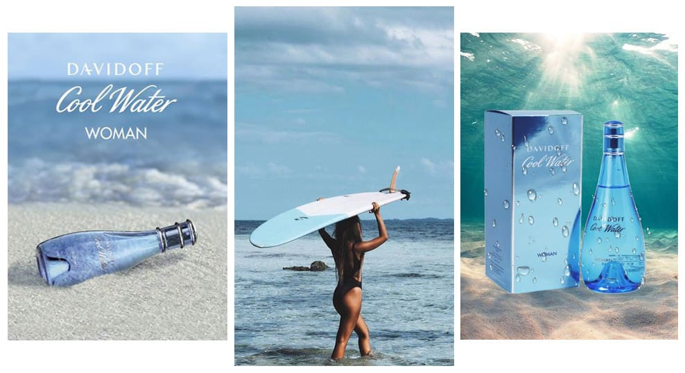 Духи Davidoff Cool Water Woman Фото