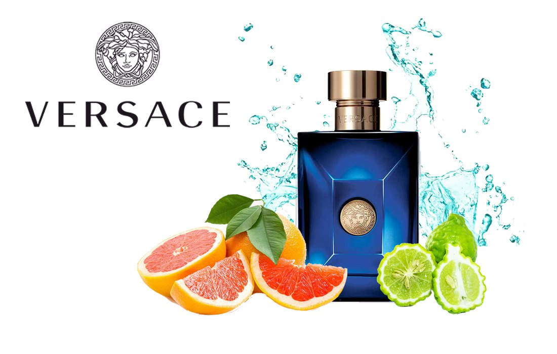Духи Versace Pour Homme Dylan Blue Фото
