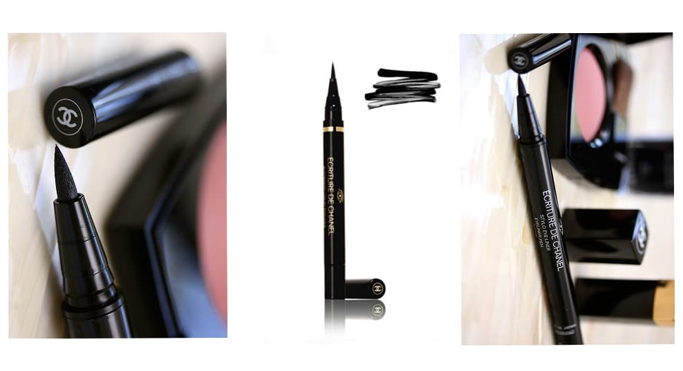Chanel Ecriture De Chanel Automatic Liquid Eyeliner Фото