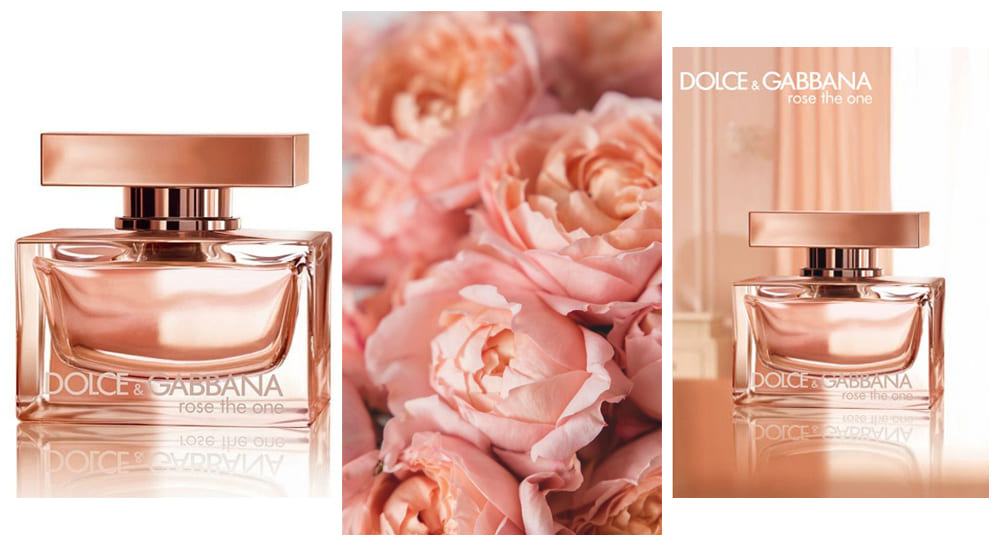 Dolce & Gabbana Rose The One Фото