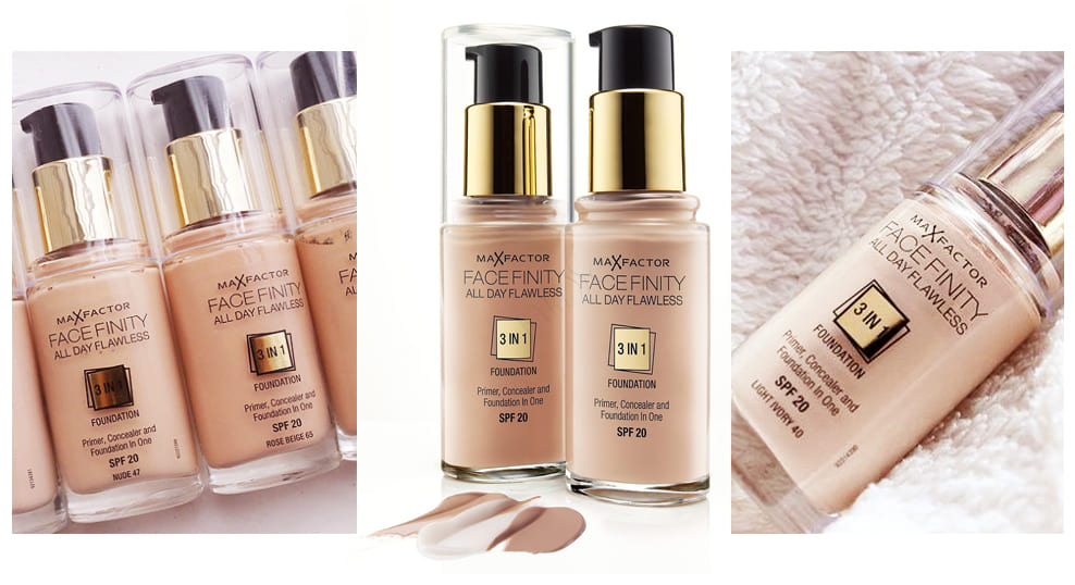 MaxFactor Face Finity All Day Flawless 3in1 Фото