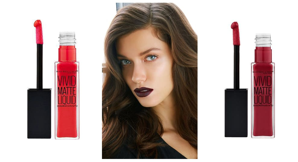 Maybelline Vivid Matte Liquid By Color Sensational Фото