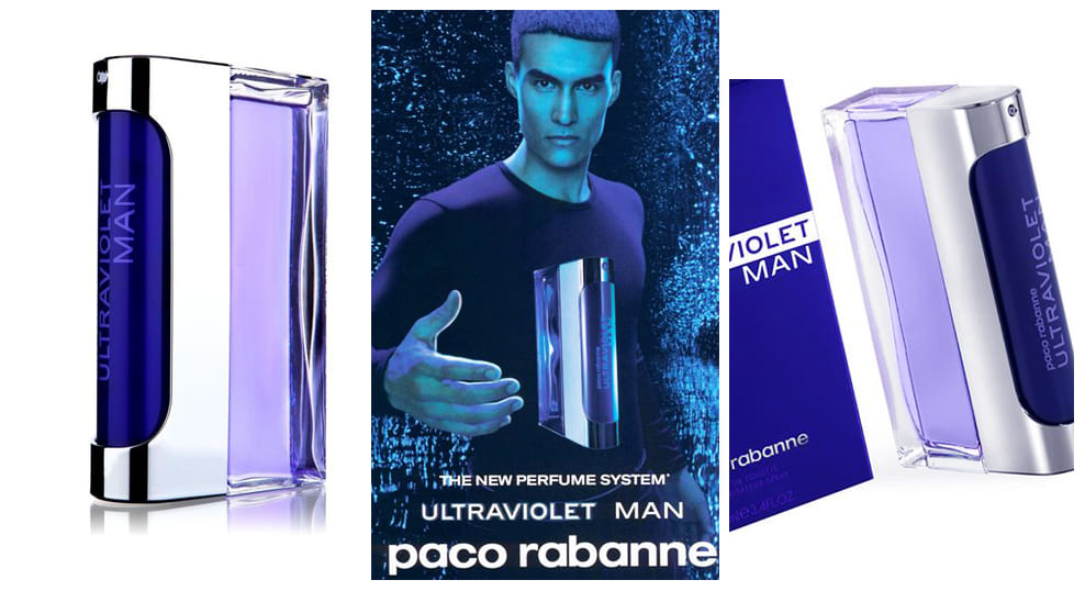 Paco Rabanne Ultraviolet Фото