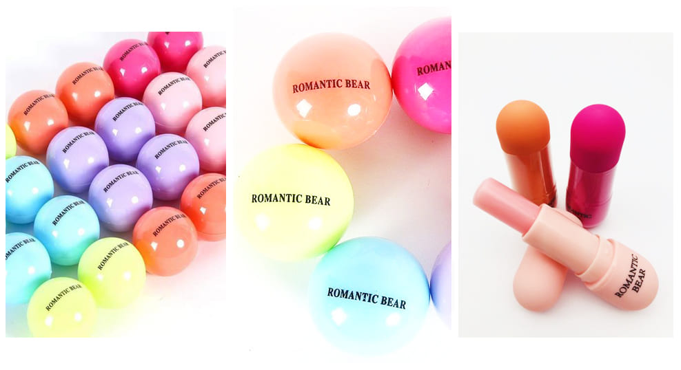 Romantic Bear Lip Balm Фото