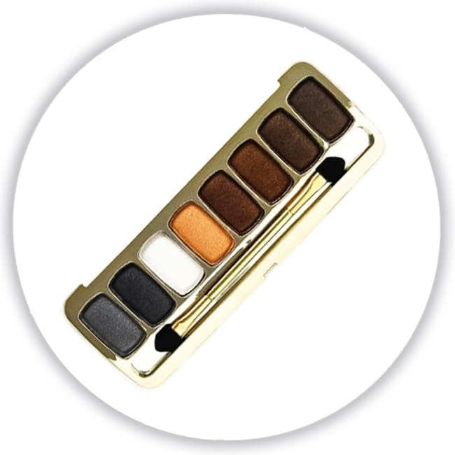 Christian Dior 8 Color Eyebrow Powder Тени для век 094 Фото