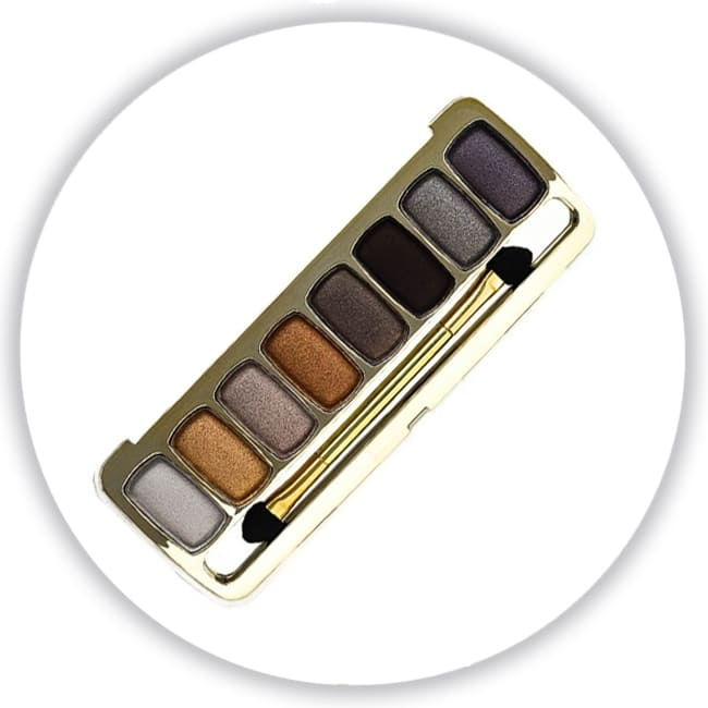 Christian Dior 8 Color Eyebrow Powder 095 Тени для век Фото