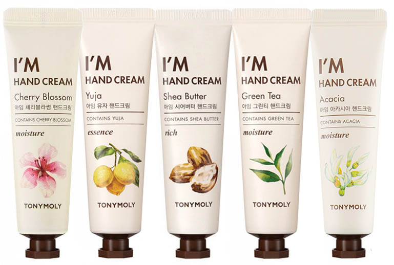 TONYMOLY New I'm Hand Cream Фото
